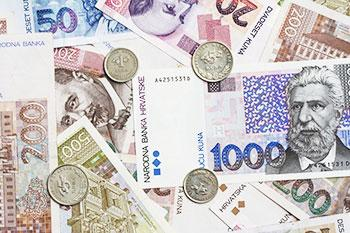 Croatian money