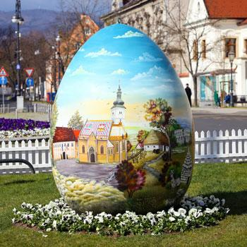 Easter traditions in Croatia