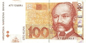 The story behind the Croatian banknotes