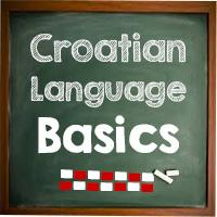 Croatian Language Basics