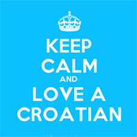 How do I say 'I love you' in Croatian?