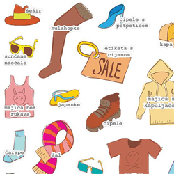 Croatian vocabulary: Clothes