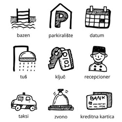 Croatian vocabulary: Hotels & accommodation